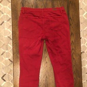 LILA RYAN Pants - Lila Ryan slim crop pants